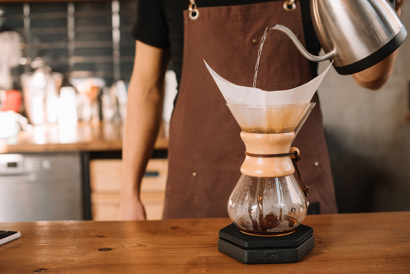 coffee filter for cold brew